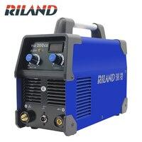 Riland TIG200CE Digital Inverter Welding Machine Mini 220V portable inverter DC IGBT Welder