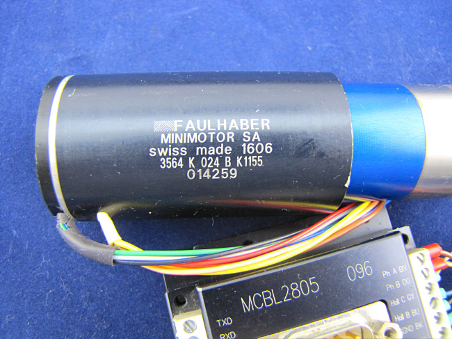 f3286caa047 FAULHABER MINIMOTOR SA swiss made 1606 3564 K 024 B K1155 + MCBL2805 on  Aliexpress.com