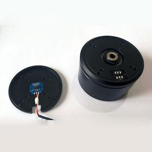 Image 5 - 1 adet HT6025 Gimbal Motor büyük tork fotoelektrik Pod fırçasız w AS5048A/AS5600 kodlayıcı DIY Robot ortak sürücü s