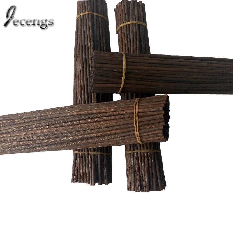 Premium Brown Rattan Reed Fragrance Oil Diffusore Ricarica Sticks Reeds 10inches * 3.5mm per lotton