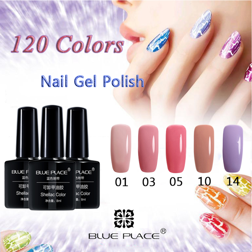 sioux 8ml soak off uv gel nail gel polish manicure nail art vernis semi permanent uv nails. Black Bedroom Furniture Sets. Home Design Ideas