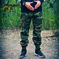 Outdoor sport brand camouflage harem pants men hip hop jogging army sweatpants mens joggers military pants camo tactical pants