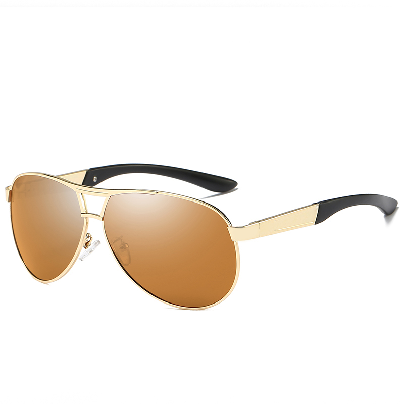 Fashionable Men 39 s Vintage Polarized Sunglasses Classic Brand Sun glasses Coating Lens Driving Glasses Shades for Men and Women in Men 39 s Sunglasses from Apparel Accessories