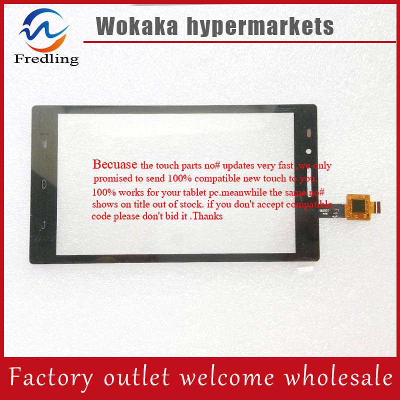 FPC-S82025-1 V01 Original New Tablet PC Touch Screen Digitizer Glass Touch Panel Touch for free shipping free shipping fpc 760a0 v01 touch screen