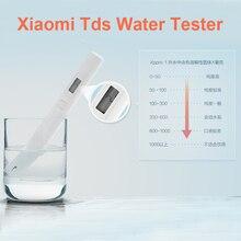 Оригинал Сяо Ми Цзя тестер минерализации воды переносной детектор обнаружения питьевой Чистота воды качество тесты цифровой Dis EC TDS-3