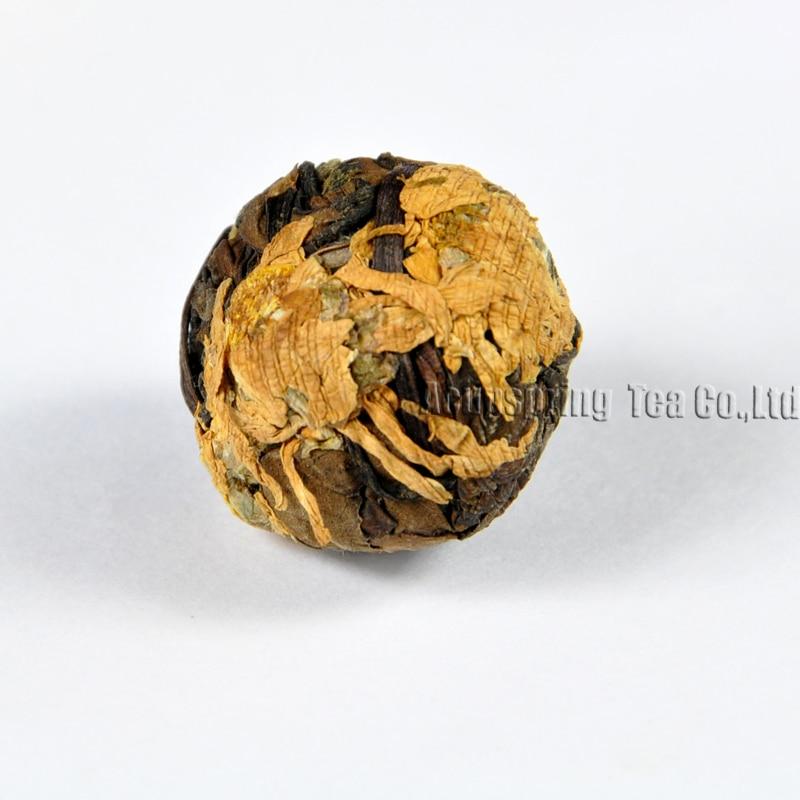 Hangzhou Chrysanthemum White Tea,Organic 2006 aged White Peony,100% natural Chinese Herbal,Handmade Anti-age tea,CB037H29