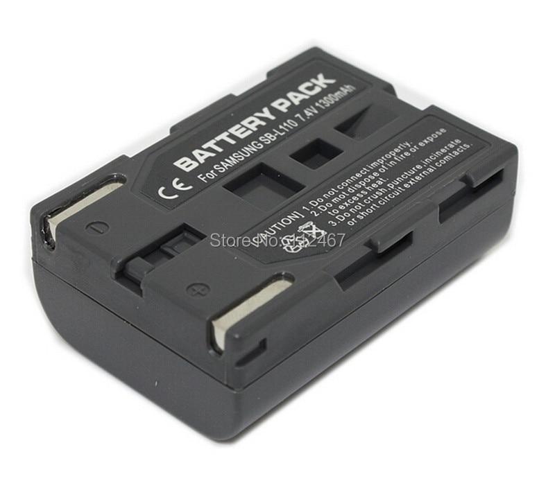 REAL1300MAH Replacement Camera Battery SB L110 SB L110 For