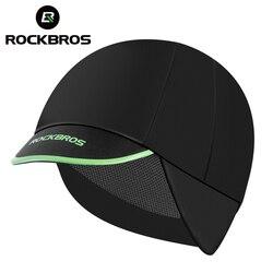ROCKBROS Outdoor Sports czapki turystyczne męskie Camping rower Snowboard Ski Warmer czapki wędkarstwo bieganie wiatroszczelne czapki ochrona UV