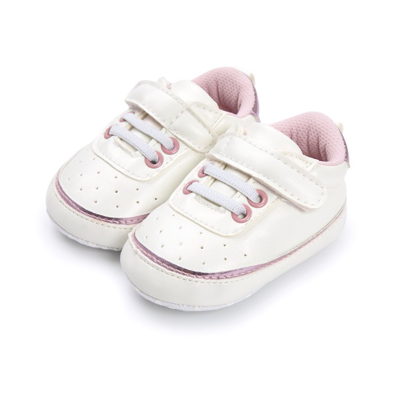 Newborn Canvas Baby Boy Girl Toddler Shoes Canvas Soft End Non-Slip Boy Girl Shoes Spring Sports Casual Kids Shoes