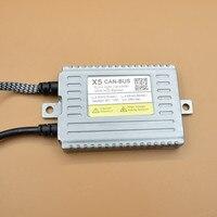 2pcs Lot DLT Original 55W X5 CAN BUS Ballast 9 16V Premium Fast Start Quick Bright
