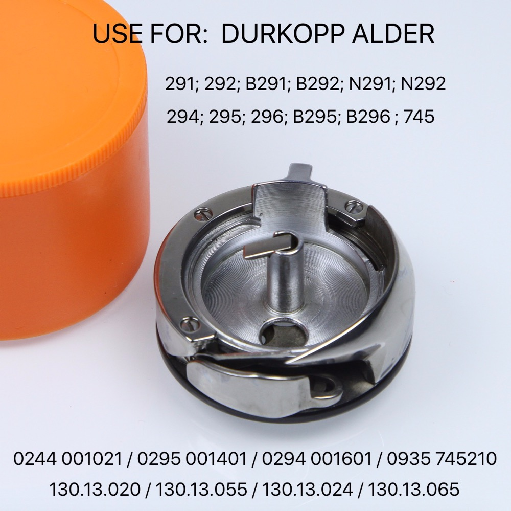0244-001021/ 0935-745210 ROTARY HOOK FOR  DURKOPP 745, 291, 292, B291, B292, N291, N292, 294, 295, 296 Sewing Machine 130.13.065