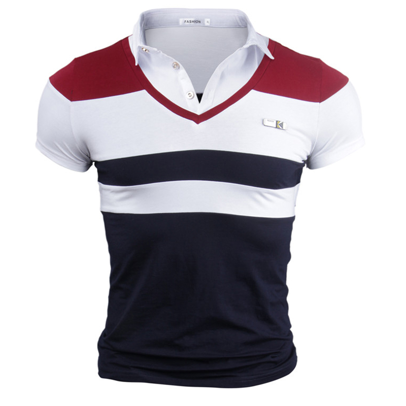 Polo Mens 2017fashion Leisure Summer Polo Shirt Men Brand