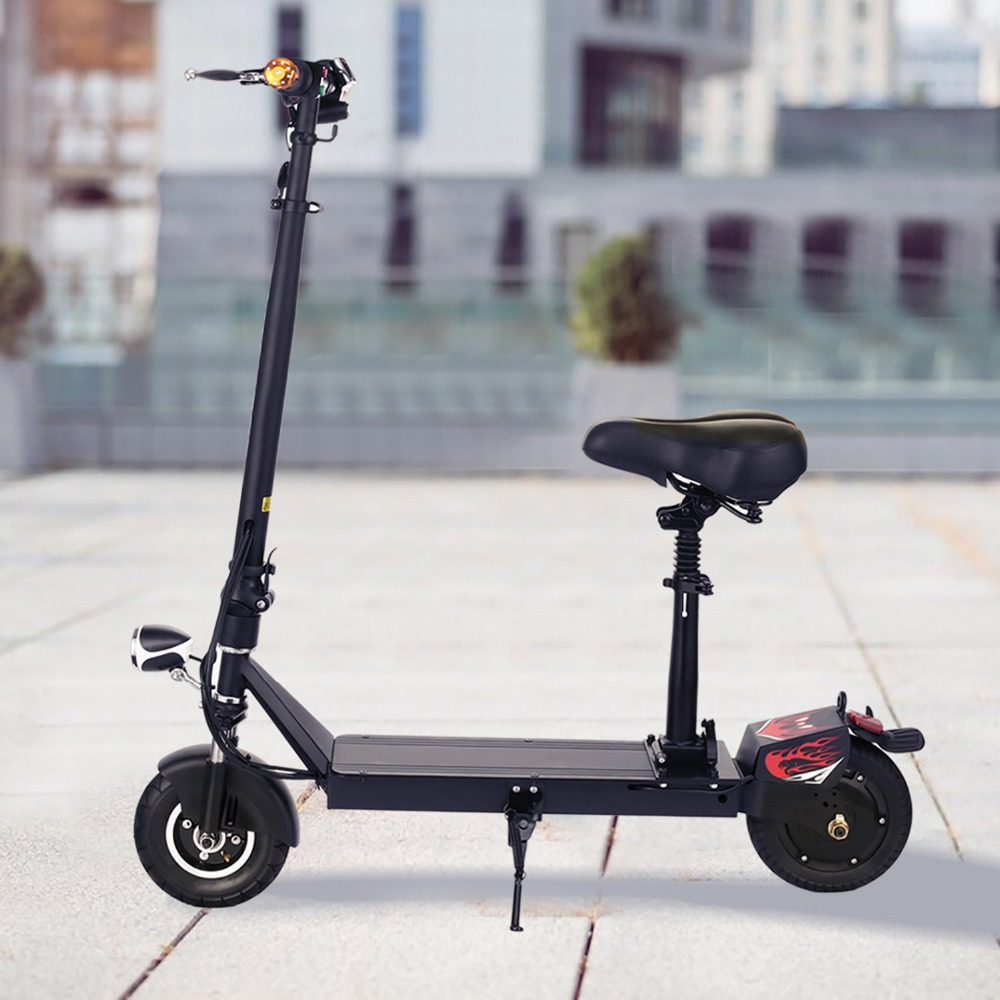 ancheer new high speed e scooters aluminum alloy. Black Bedroom Furniture Sets. Home Design Ideas