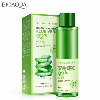 120ML Natural Aloe Vera Face