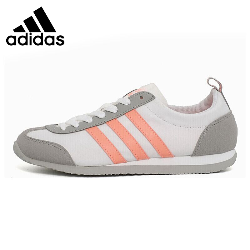 Original New Arrival 2019 Adidas NEO VS JOG W Women's  Skateboarding Shoes Sneakers