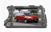 1024*600 автомобильный dvd плеер Android 8,01 для SSANGYONG Kyron Korando Actyon 2005 2013 с четырехъядерным радио gps RDS радио BT