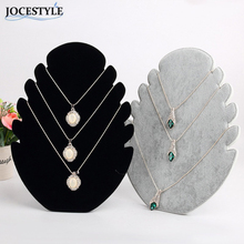 Advanced Composites Material Necklace Jewelry Organizer Rack Display 5 PCS Necklace  Jewelry Stand Holder 2017 New Arrival