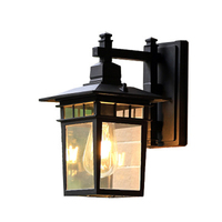 Retro European outdoor wall lamp hotel cafe decoration indoor wall lamp waterproof garden lamp