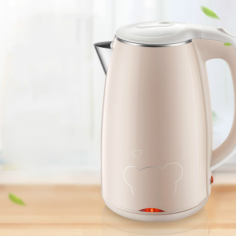 Electric kettle large capacity household stainless steel 304 food grade electric kettle boiling pot food grade 304 stainless steel large capacity