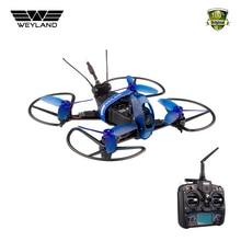 Weyland Rodeo 110 Mini Racing Drone with camera F3 6000KV brushless motor 5.8G 48CH 600TVL fpv Camera RC Quadcopter FPV Kit