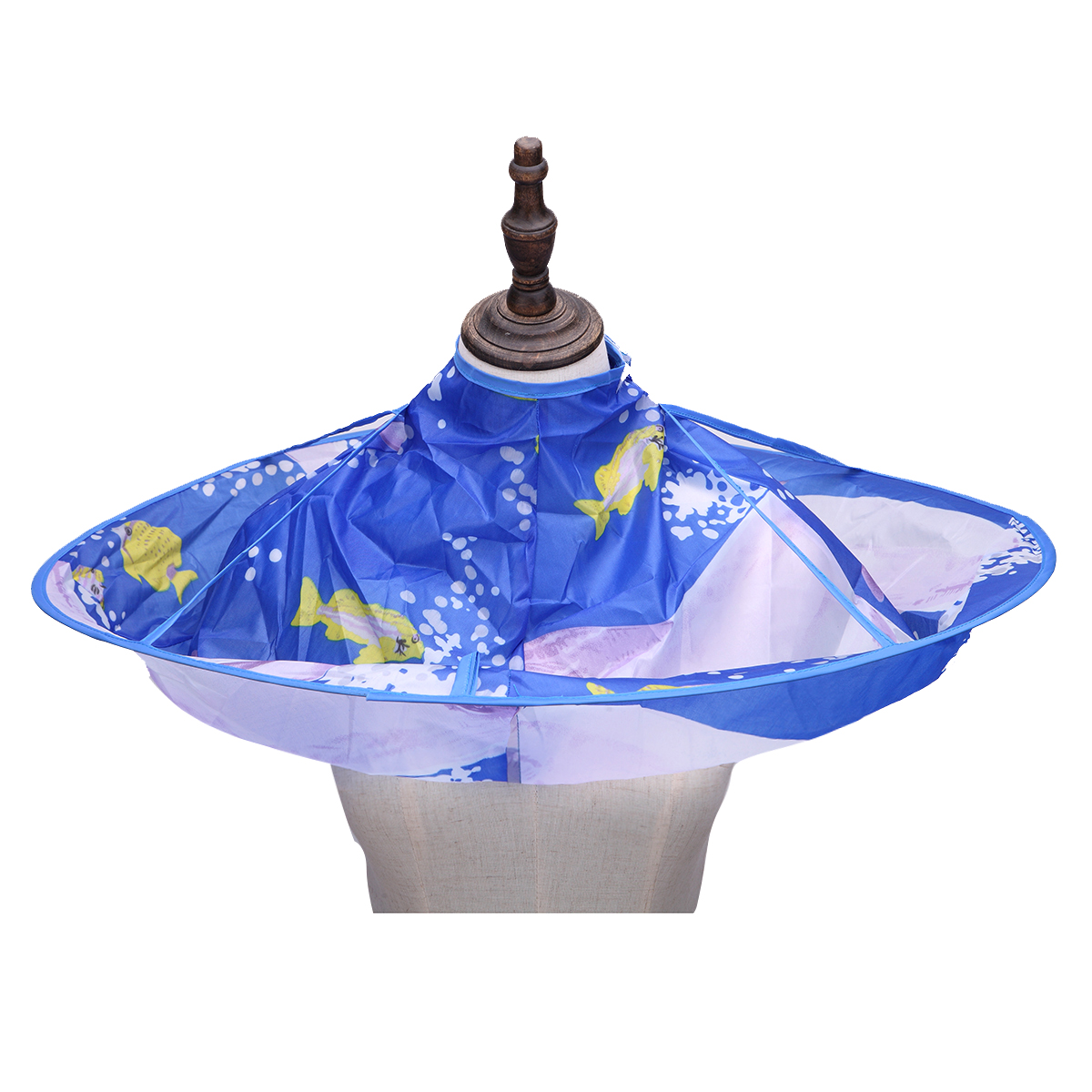 Hair Care & Styling 2 Colors Child Foldable Haircutting Cloak Waterproof Hair Umbrella Hairdresser Cape Shaving Wrap Barber Pro Salon Styling Tool