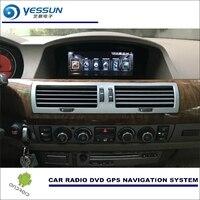YESSUN 8,8 дюймовый HD Экран для BMW 7 E65 E66 2001 ~ 2008 стерео аудио видео плеер gps навигации мультимедиа (без CD DVD)
