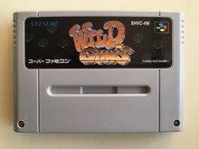 Oyun kartları: VAHŞI TABANCALARı (Japon NTSC Sürümü!!)
