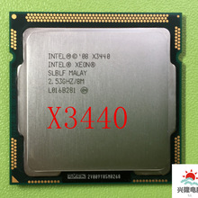 Intel Xeon X3440 x3440 cpu, /2,53 GHz / LGA1156 / 8MB /Quad-Core / I5 650 i5 750 i5-760