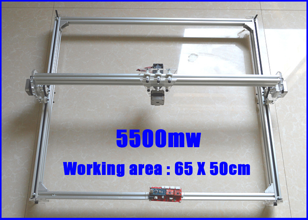 5500mw Diy Laser Engraving Machine 5500mw Cnc Laser