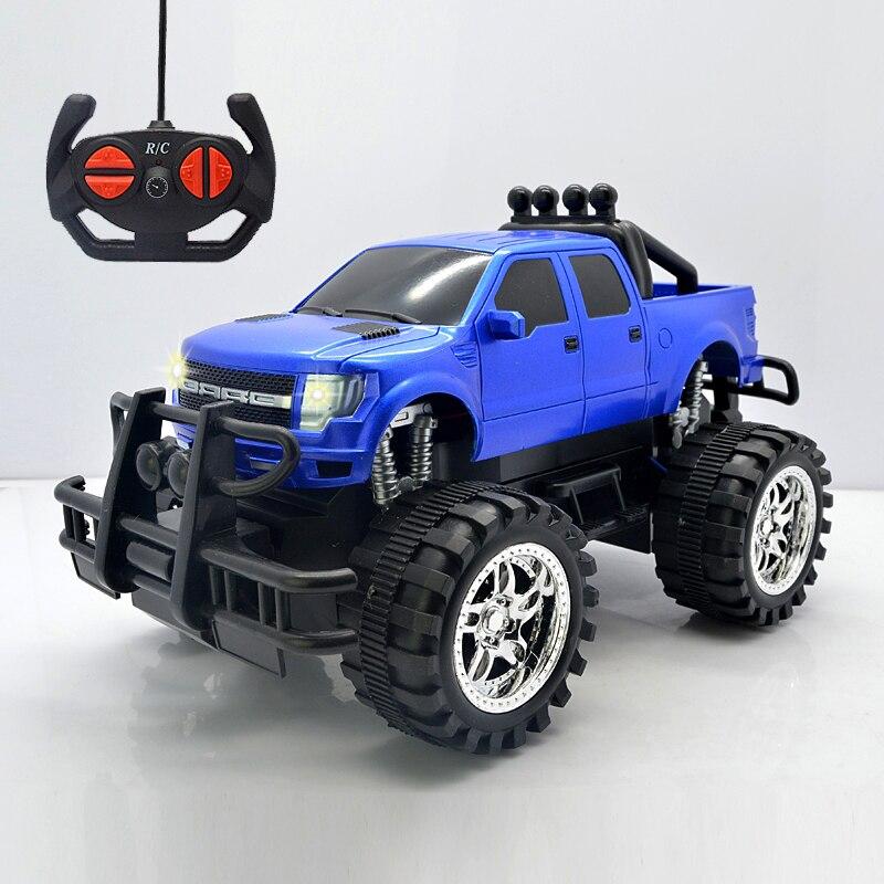 RC Voiture 1:16 4CH Véhicules Hors route Camion Haute Vitesse SUV VOITURE Télécommande Voitures Jouet Pour Enfants Cadeaux