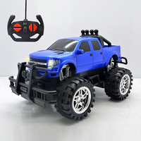 RC Car 1 16 4CH Off Road Vehicles Truck High Speed SUV CAR Remote Control Cars