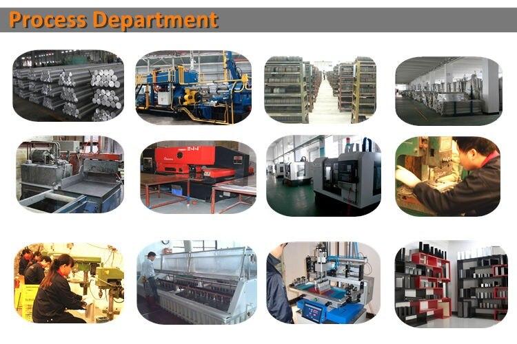 220*67-280mm (Lxa-D) extrudados de alumínio projeto eletrônico