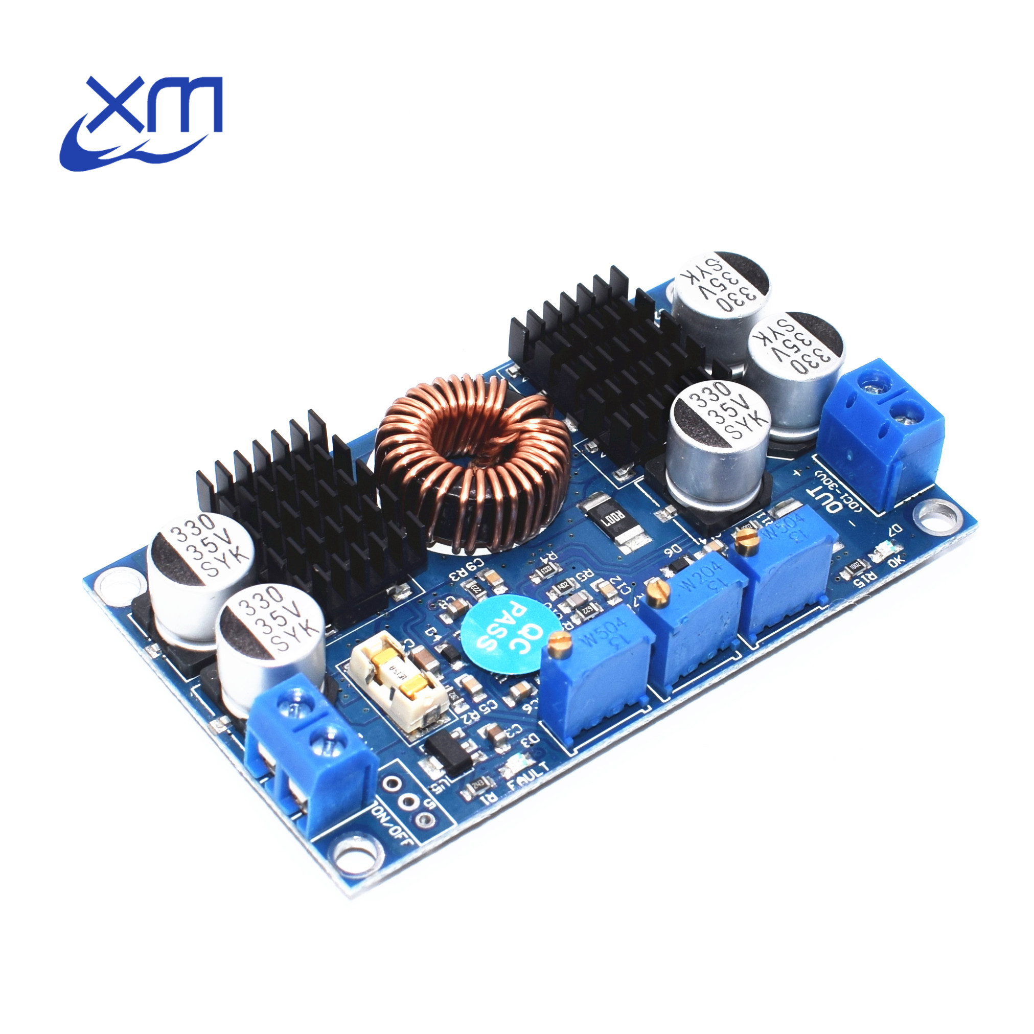 10pcs LTC3780 DC 5 32V to 1V 30V 10A Automatic Step Up Down Regulator Charging Module
