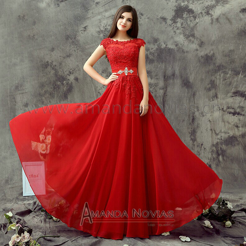 Popular Red Wedding Dress-Buy Cheap Red Wedding Dress lots from ...