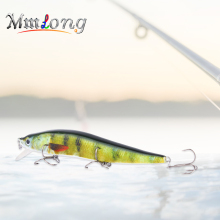Mmlong 6.5cm small minnow Artificial fishing lure AH09A 2.4g Floating crankbaits fishing tackle Hard Bait Fishing Wobblers Pesca