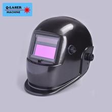 Auto Darkening Welding Helmet KM-6000A for Laser/Argon ARC/GAS Shielded/TIN/ Electric Welding