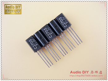 2018 hot sale 30pcs/50PCS JAPAN 2SC2705Y (C2705,NPN) audio commonly used in small and medium power transistor free shipping 30pcs irf3205 power mosfet transistor to 220