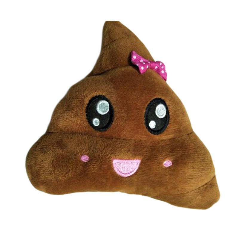 vorstehende Zunge ZuverläSsige Leistung 20 Cm Plüsch Poop Kissen Gefüllte Stofftiere Für Kinder Kinder Party Hauptdekorationen Plüsch Kissen Spielzeug
