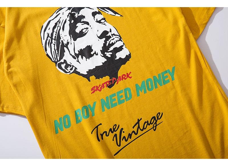 Topdudes.com - No Boy Need Money Tees