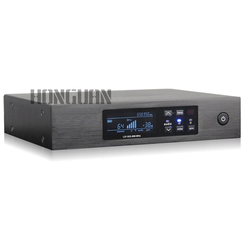 Nouveau! QLXD4 numérique vraie diversité UHF système de Microphone sans fil professionnel unique portable micro parfait son scène micro - 3