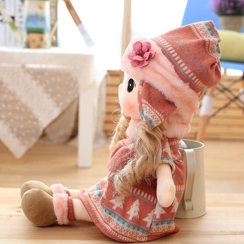 Oryginalne 40cm / 60cm / 90cm Kawaii Kids Toys dla włosów - Lalki i wypchane zabawki - Zdjęcie 2