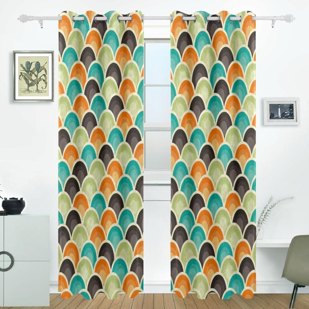 Geometric Patterned Curtains Online Get Cheap Geometric Pattern Curtains Aliexpresscom