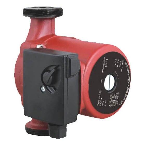 220 240V 245W Central Heating Circulation Pump G 1 1/2\'\',3 Speed Hot ...
