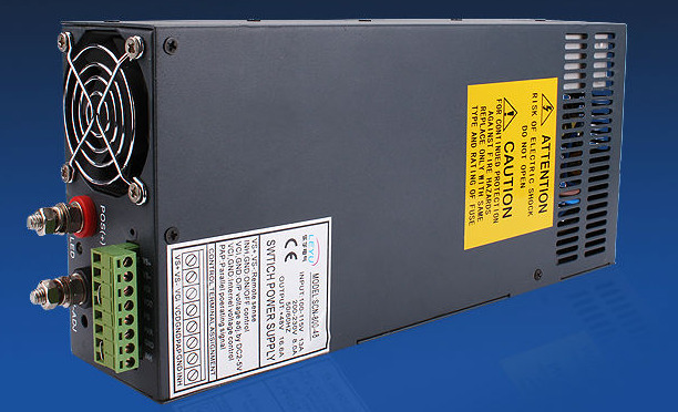цена на 600w12v 15v 24v 27v 48v Single Output Switching Power Supply Scn-600