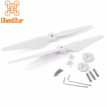 1Pair 9450T CW + CCW Propellers Upgraded Props for DJI Phantom 4 Drone Accessory image