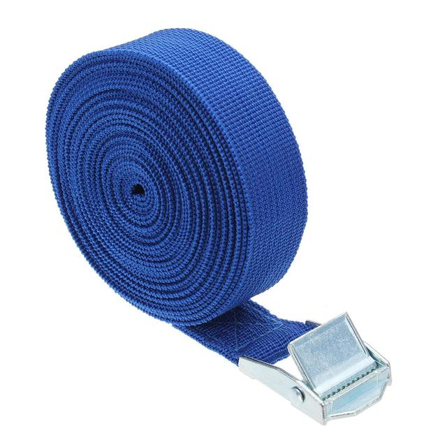 Car Tension Rope Ratchet Tie Luggage Strap (5m)