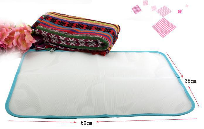 Spring Summer Japanese high temperature ironing cloth ironing pad protective insulation against hot household ironing mattress