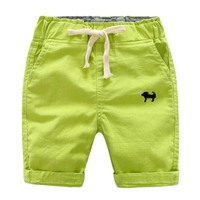 Cotton Baby Kids Shorts Hot Sale Children Summer Beach Short Pants For Boy Thin Infant Toddler
