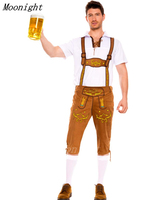 Germany Oktoberfest Man Halloween Cosplay Costumes The Oktoberfest Party Role Play Disfraces Beer Man Costume Erotic