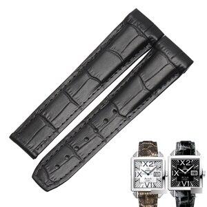 Ремешок для часов WENTULA, из натуральной яловой кожи, для OMEGA X2 BIG DATE X2